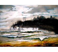 The Lake.. Photographic Print