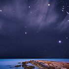 Landscape Stars by JoseMiguelGago