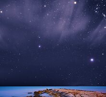 Landscape Stars by JoseMiguelGago