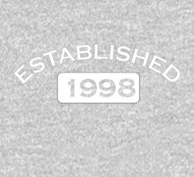 Established 1998 by tnoteman557