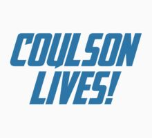 Agent Coulson Lives! by Look Human
