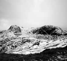 Pavey Ark by William Bovington