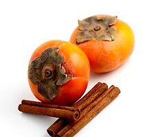 Persimmon Cinnamon by Henrik Lehnerer
