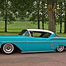1958 Chevrolet Impala Low Rider by TeeMack