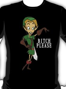 Link - Hey Bitch T-Shirt