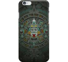 Stone of the Sun II. iPhone Case/Skin