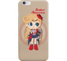 Sailor America - Avengers iPhone Case/Skin
