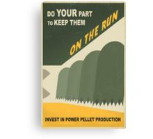 Do your part Canvas Print