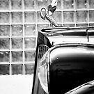 1938 Packard 1607 by Kurt Golgart