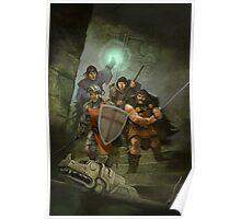 Dragon Warriors Poster
