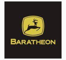 Sigil of House Baratheon 2012 (Sticker) by thom2maro