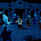 Zombie Apocalypse by eriqmartinez