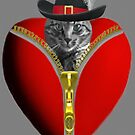 <º))))>< ¸¸.♥➷♥•*¨ GO AHEAD UNZIP YOUR PURRFECT VALENTINE¸¸.♥➷♥ <º))))>< •*¨  by ╰⊰✿ℒᵒᶹᵉ Bonita✿⊱╮ Lalonde✿⊱╮