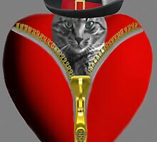 <º))))>< ¸¸.♥➷♥•*¨ GO AHEAD UNZIP YOUR PURRFECT VALENTINE¸¸.♥➷♥ <º))))>< •*¨  by ✿✿ Bonita ✿✿ ђєℓℓσ