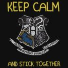 Keep Calm and Stick Together by mdesign