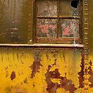 Parlor Car Window by Larry3