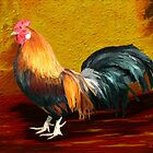 Little Red Rooster by James Shepherd