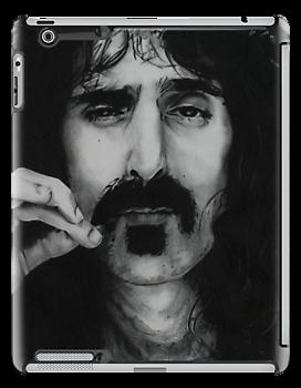 Frank Zappa by Sophie Corrigan