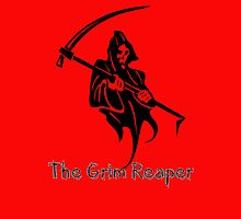 The Grim Reaper iPad Case by Catherine Hamilton-Veal  ©