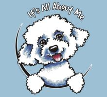 Bichon Frise :: Its All About Me Kids Clothes