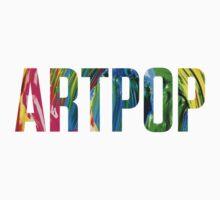 ARTPOP logo design by samfulism