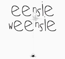 Eeensie Weensie - Black Widow by zskin