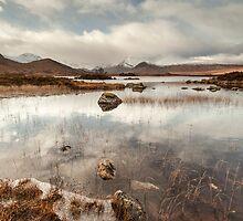 Rannoch Moor by Brian Kerr
