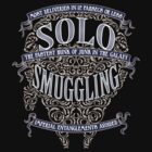 Solo Smuggling - Dark by DoodleDojo