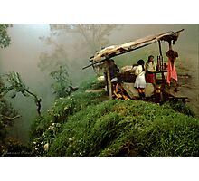 Colombian Road Stand Photographic Print
