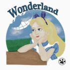 Day-Dreaming of Wonderland by LARiozzi