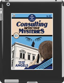 Consulting Detective Mysteries by huckblade