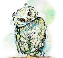 Owl You Need is Love by Stacy Stranzl