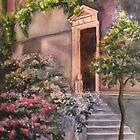 Milano Doorway by journeyart