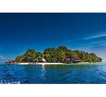 Island of Paradise Photographic Print