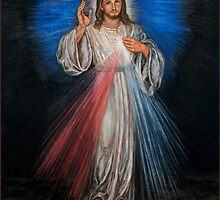 Divine Mercy by tsita13