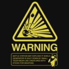 Empire Warning Label by RyanAstle