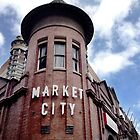 Market City - Sydney by EKingPhotoArt