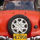 Red Nash Metropolitan, Havana by ponycargirl