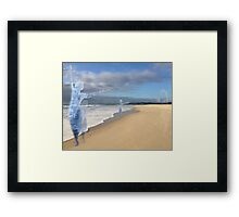 earth & being 10 Framed Print