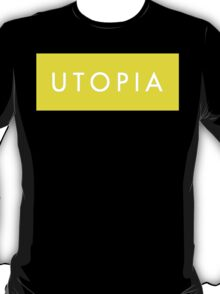 Utopia - Yellow T-Shirt