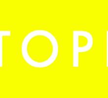 Utopia - Yellow Sticker
