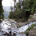 Natural Water Feature Scenery by natsatcreations