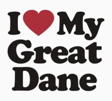 I Love My Great Dane	 by iheart