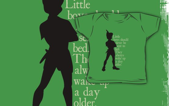 Peter Pan ~ Little boys (dark) by sweetsisters
