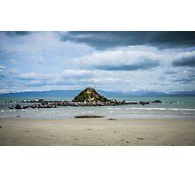 Monkey Island  NZ Photographic Print