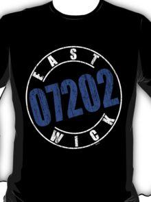 'Eastwick 07202' (w) T-Shirt
