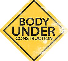 Body Under Construction by Look Human