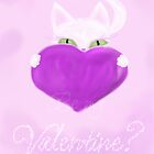 Be my Valentine? by TriciaDanby
