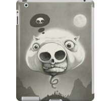 The Holow Pig iPad Case/Skin