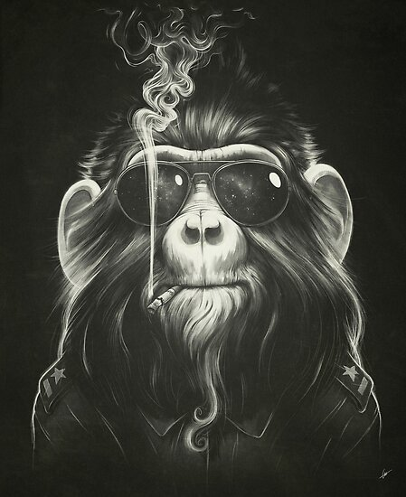 Smoke 'Em If You Got 'Em by Lukas Brezak